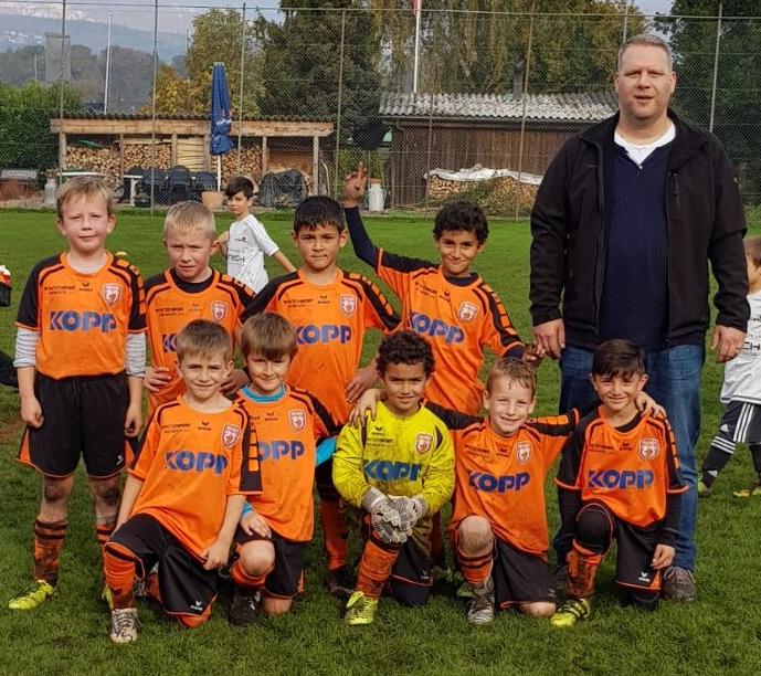 Junioren Fb, Saison 2017/2018